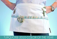 How to make your own craft show apron.