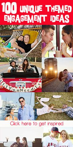 100 Unique and Fun Engagement Photo Ideas | – San Diego Wedding Photographer