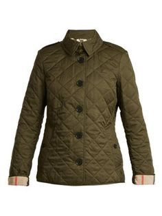 Click here to buy Burberry Frankby quilted jacket at MATCHESFASHION.COM