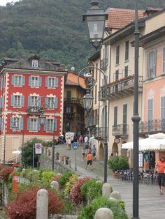 Cannobio, by lake Maggiore