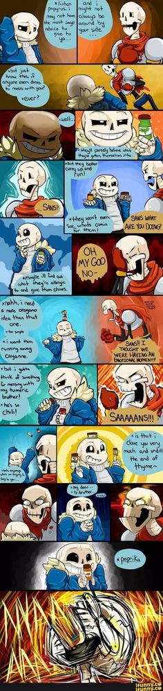 lol, funny, wow, nope, undertale