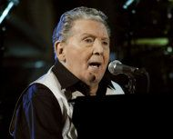 Jerry Lee Lewis weds for 7th time in Mississippi