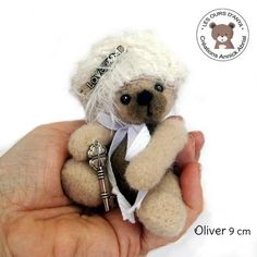 Oliver sculpture d'ours - annickabrial.net
