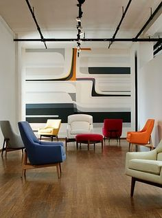 Home Rejuvenation (by KNQ Associates): WALL MURALS BY MALCOLM HILL