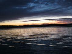 Bernard Lake view from Glen Bernard Camp