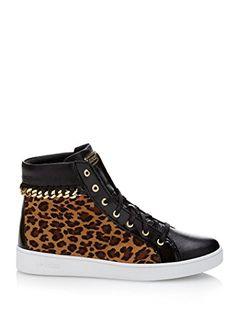 Hogan Rebel Scarpe Sneakers Alte Donna in Pelle Nuove r182 Rebel Vintage Blu EU 40 HXW1820Q4007WNU810 Descuentos En Compras En Línea Muchos Tipos De Venta Barata Con Mastercard 1Xbex