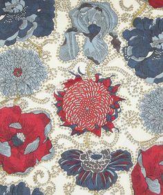 Lucy Daisy, A, by Liberty Art Fabrics