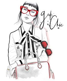 TracyTurnbull - Editorial, Fashion, Beauty and Commercial Illustrator