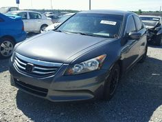 2011 #HONDA #ACCORD LX 2.4L 4 for Sale at Copart Auto #Auction. Place Your Bid Now.