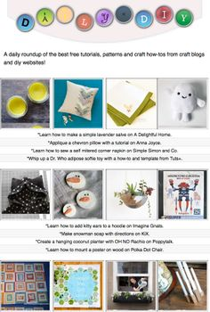134 Best The Daily DIY images   Diy, Craft tutorials, Crafts