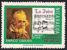 Enrico Caruso, Nicaragua