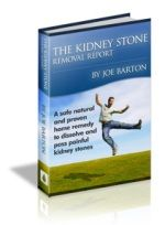 Kidney Stone Remedy Report Review