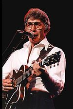 "Carl Lee Perkins (April 9, 1932 – January 19, 1998)[1] was an American rockabilly musician who recorded most notably at Sun Records Studio in Memphis, Tennessee, beginning during 1954. His best known song is ""Blue Suede Shoes"".    According to Charlie Daniels, ""Carl Perkins' songs personified the rockabilly era, and Carl Perkins' sound personifies the rockabilly sound more so than anybody involved in it, because he never changed.""[2] Perkins' songs were recorded by artists (and friends) as influ"