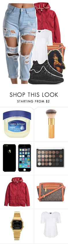 """""""Untitled #133"""" by theoneandonlylexi ❤ liked on Polyvore featuring Candie's, Therapy, tarte, MICHAEL Michael Kors, Casio, Topshop, adidas Originals, women's clothing, women and female"""