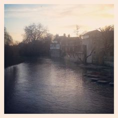 Cambridge by Maitena Fernandez