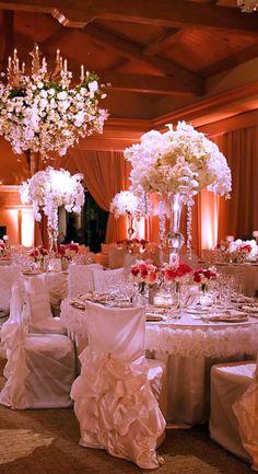 <b>Wedding</b> <b>Tablescape</b> & Reception Décor