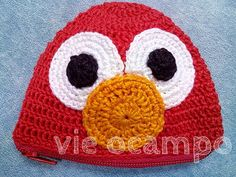 Elmo Coin Purse