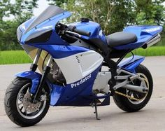 Buy #SuperPocketBikes online from Venommotorsports. We offer #SuperFastPocketBikes for sale with free shipping in Canada. https://www.venommotorsportscanada.com/collections/super-pocket-bikes