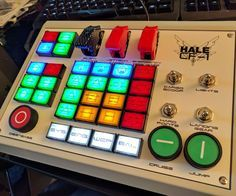 How To Make A Custom Control Panel for Elite Dangerous, or Any Other Game