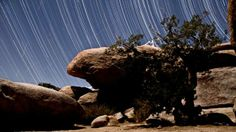Joshua Tree Night sky timelapse.   Part of an ongoing series of timelapse work.
