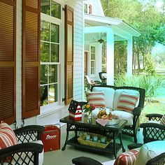 Durable Yet Functional - 2002 Idea Cottage in Beaufort, South Carolina - Coastal Living