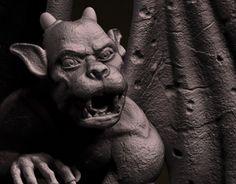 "Check out new work on my @Behance portfolio: ""Gargoyles."" http://be.net/gallery/47283829/Gargoyles"