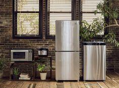 ステンレス調で統一されたデザイン家電「URBAN CAFE SERIES」6機種を発売。冷蔵庫や洗濯機など - T-SITE LIFESTYLE[T-SITE]