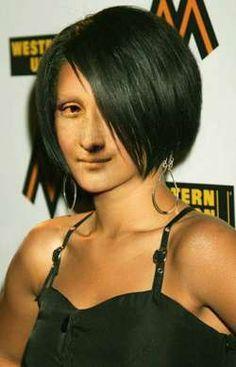 Resultado de imagem para mona lisa short hair