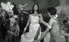 "vintagewoc: ""marpessa dawn in the woman eater "" Pretty Black Girls, Black Love, Beautiful Black Women, Vintage Black Glamour, Vintage Beauty, Marpessa Dawn, Pretty People, Beautiful People, Brown Skin Girls"