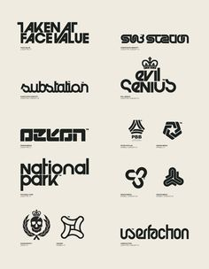 25 Amazing Logo Collections