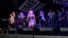 Hip Hop Hooray Gangsta's Paradise Whickham Fake Festival 2016