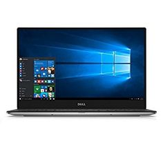 DELL XPS 15 - 9550 I7 6700HQ 3.5GHZ 16GB 2133MHZ 4K 3840X2160 TOUCH 512GB SSD OC0001  #DELL #laptop