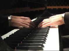 César Franck: Organ Prelude, Fugue and Variation, Op. 18 (Part 2) - YouTube