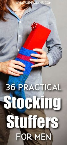 b48e2d2355b 36 Practical and Traditional Stocking Stuffers for Men