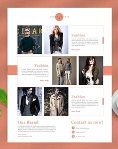 Flyer Design Templates, Flyer Template, Letter Size, Adobe Illustrator, Lettering, Illustration, Creative, Fashion, Moda