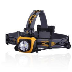 Fenix HP15    LED Head Torch   500 Lumen   170 Metre Beam throw   Runs on 4 x AA batteries (Alkaline of Rechargeable NiMH)   Leaves your hands free for work or leisure Torches, Leaves, Hands, Led