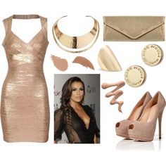 Gabrielle Solis Look by agathe45 on Polyvore