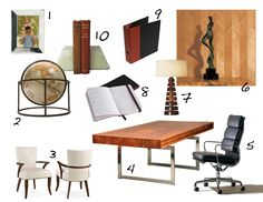 Mad Men Style a look at 1960's decor