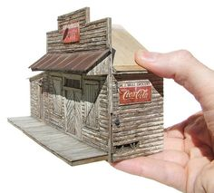 I Can't Believe it's 3D Printed : Amazing Detailed Miniature Model