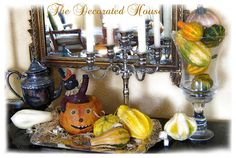 The Decorated House: ~The Perfect, Crooked Silver Teapot