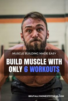 trainingsplan muskelaufbau Building muscle in college. How to build muscle with 6 workouts. Best Muscle Building Workout, Muscle Building Workouts, Muscle Workouts, Plyometric Workout, Plyometrics, Calisthenics, Build Muscle Fast, Gain Muscle, Muscle Men