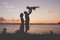 Family Photography Quotes Sunset