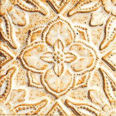 "Carmella, Color: Cornsilk, 6X6"" Decorative Tile"