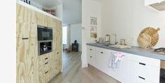 Klein Huis Grote Wensen: DE keuken