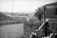 Vista do Vale do Itororó, 1937.