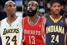 Ranking The Best Shooting Guards In The NBA