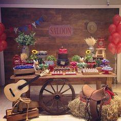 "26 Likes, 4 Comments - Festa de Maria Boutique (@festademariaboutique) on Instagram: ""Cowboy para os cinco aninhos do Marco Antônio! #festademariaboutique #aboutiqueoficial…"""