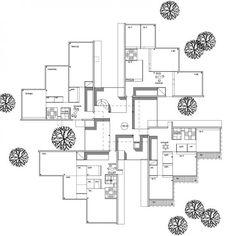 Joensuu Primary School, Joensuu, Finland - Lahdelma & Mahlamäki Architects Primary School, School Design, Finland, Facade, Floor Plans, Education, Helsinki, Architecture, Learning