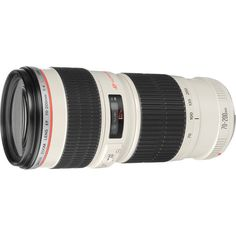Canon EF 70-200mm f/4L USM Lens 2578A002 B&H Photo Video | B&H Photo Video