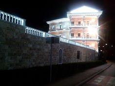 Lázeňský hotel v Rájecké Teplice, Slovenská republika